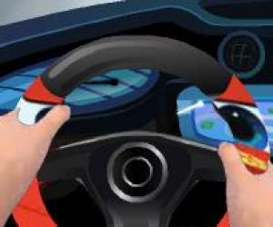 Direksiyonlu Araba Yarışı