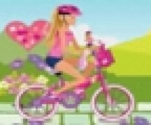 Barbie bisiklet