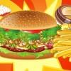 Burger Hazırlama