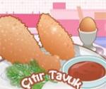 Çıtır Tavuk Kızartması
