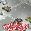 Karlı Yolda Trafik Kontrolü