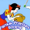 Pamuk Prenses ve Yedi Cüceleri Boyama