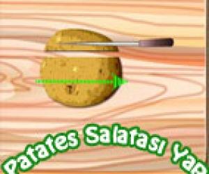 Patates Salatası Hazırla