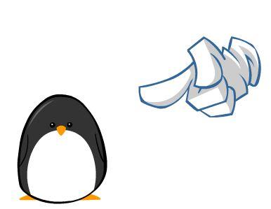 Sinirli penguen 1330884249