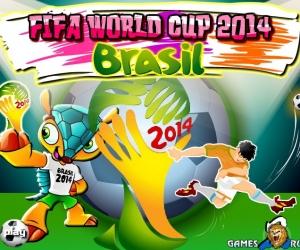 2014 Brezilya Dünya Kupası