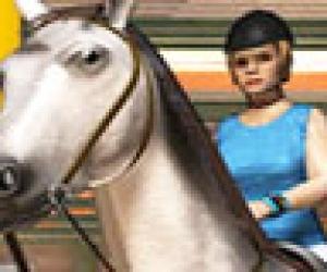3D Koşu Atı