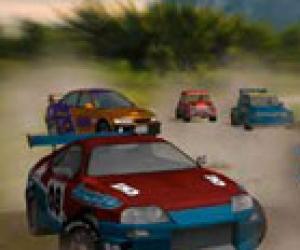 3D Turbo Araba Sürme