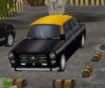 3d taksi park etme hindistan