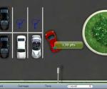 AVM Otoparkına Araba Park Etme
