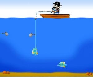 Gölde Balık Yakalama