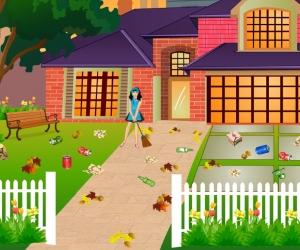 Ev Bahçe Temizleme
