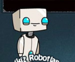 İkiz Robot Kardeşler