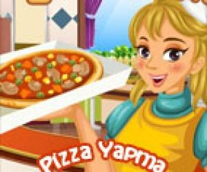 Karışık Pizza Yapma