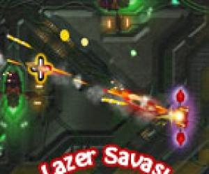 Lazer  Silahlarıyla Savaş