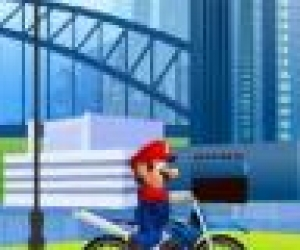 Mario Motor Yarışı