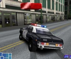Polis Arabasi Surme Oyunu Araba Yarisi Oyunlari