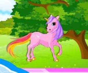 Pony Doğum Günü Pastası