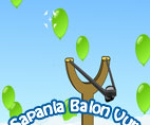 Sapanla Balon Vurma