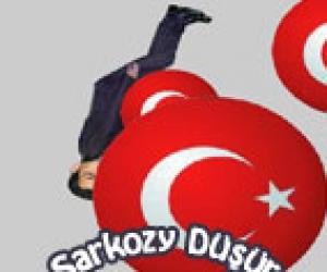 Sarkozy Düşürmece