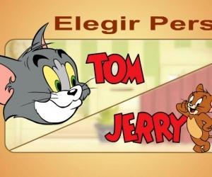 Tom ve Jerry Kovalamaca