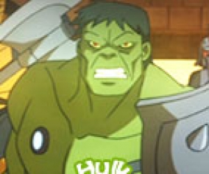 Yeşil Dev Hulk