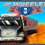 18 Wheeler 3 Tırla Yük Taşıma