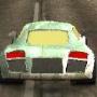 Otobanda araba yarışı