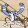 Regular Show Trambolin Kullan