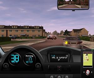3D Gerçek Araba Sürme